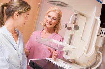 Mammography offered by Peachtree Women's Clinic